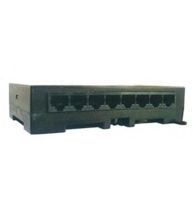 Multitek IP POE 8Li Ethernet Switch