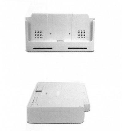 Multitek IP VIP70-WIFI İnterkom Daire Monitörü İçin Tablet ve Alarm Özellikli Duvar Aparatı