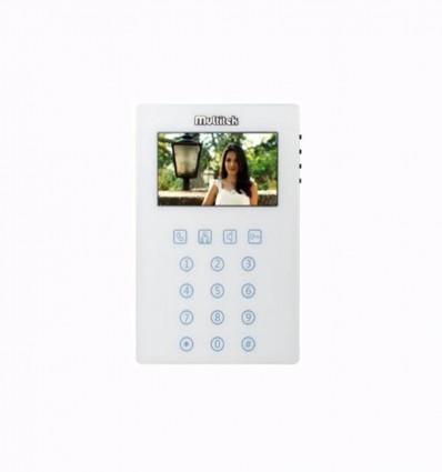 Multitek M40 Görüntülü Telefon
