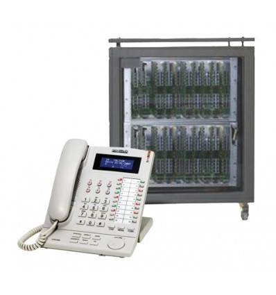 IPX-100 IP TELEFON SANTRAL